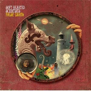 Soft Hearted Scientists - False Lights CD (album) cover