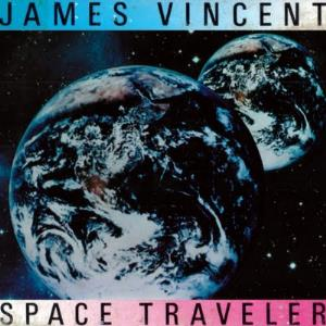 James Vincent Space Traveler album cover
