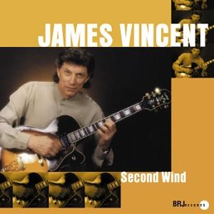 James Vincent Second Wind album cover