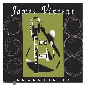 James Vincent Eclecticity album cover
