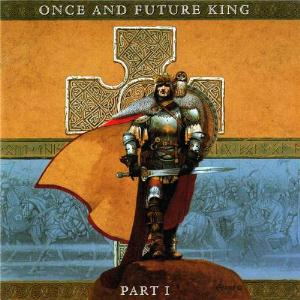 Gary Hughes - Once And Future King - Part I CD (album) cover