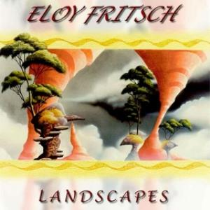 Eloy Fritsch Landscapes album cover