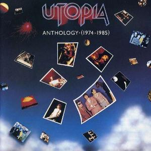 Utopia Anthology (1974-1985) album cover