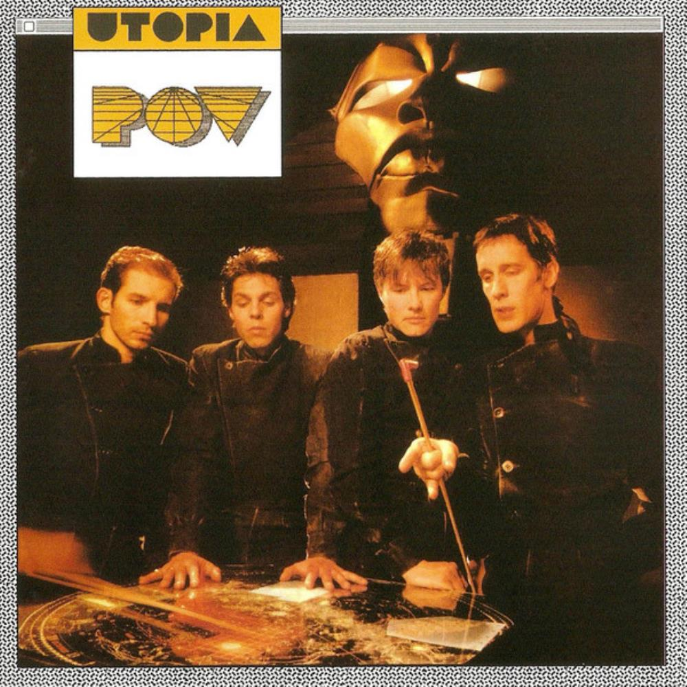 Utopia POV album cover