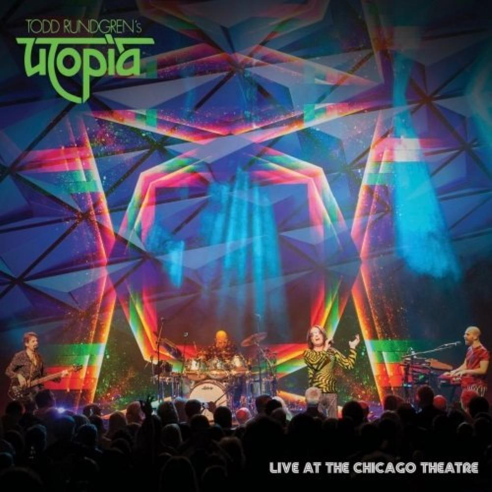 Live At The Chicago Theater by UTOPIA album cover