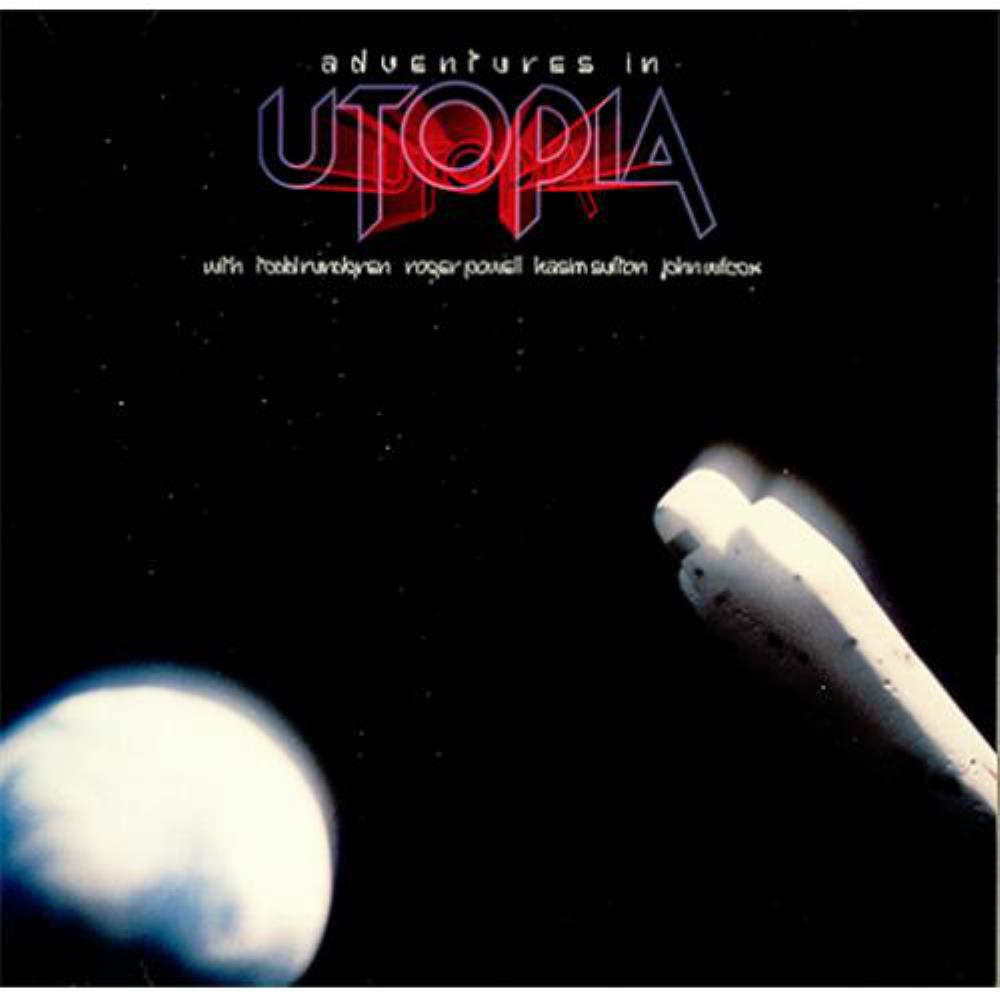 Utopia - Adventures In Utopia CD (album) cover