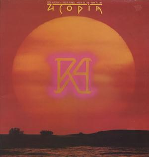 Utopia - Ra CD (album) cover
