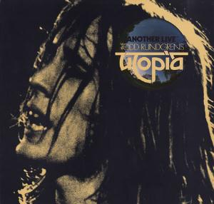 Utopia - Another Live  CD (album) cover