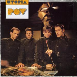 Utopia - POV CD (album) cover