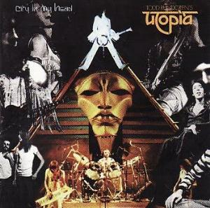 Utopia - City in My Head CD (album) cover