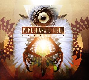 Pomegranate Tiger Entities album cover