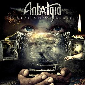 Antalgia Perception Of Reality album cover