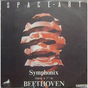 Space Art Symphonix album cover