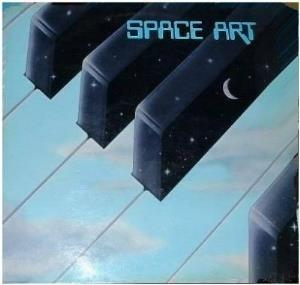 Space Art - Space Art  CD (album) cover