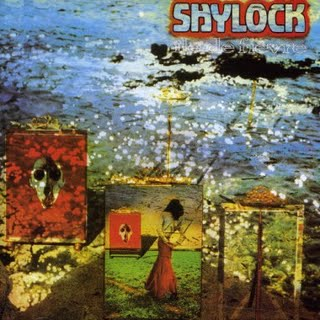 Shylock - Ile de Fievres (Fever Island)  CD (album) cover
