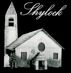 Shylock - Gialorgues  CD (album) cover