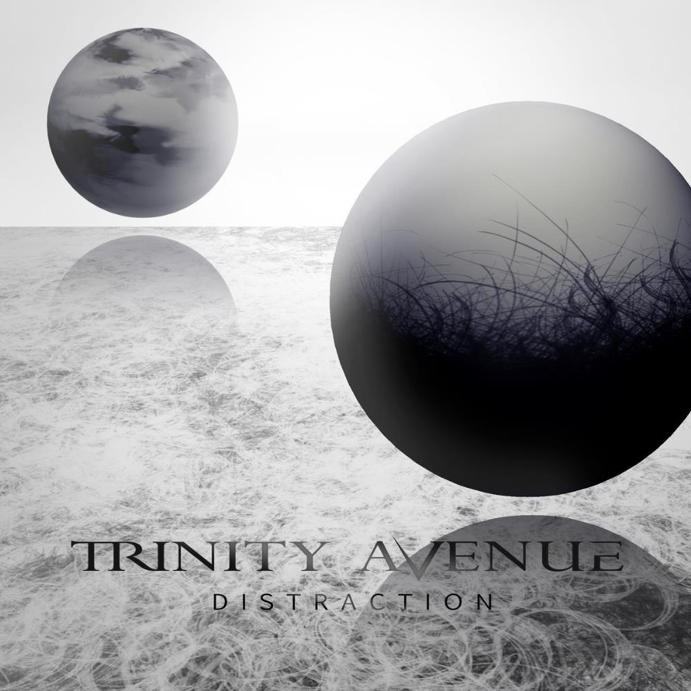 Trinity Avenue Distraction album cover