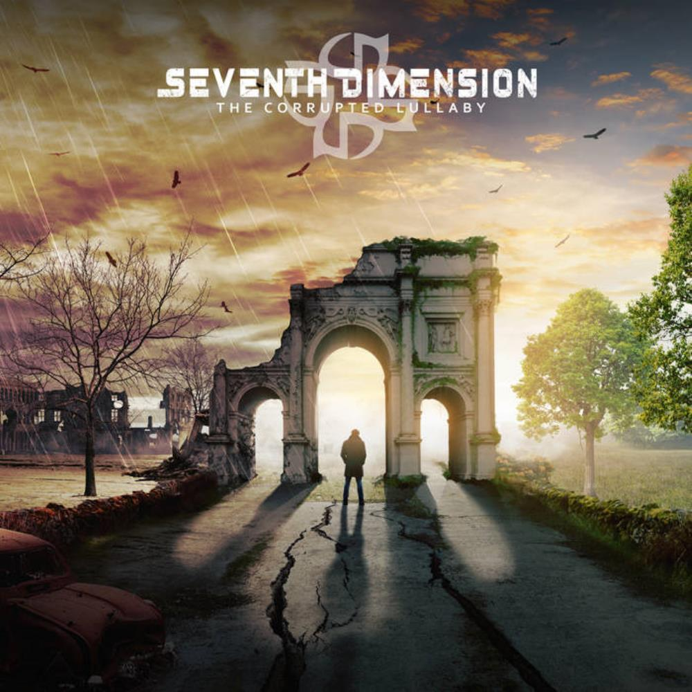 Seventh Dimension The Corrupted Lullaby album cover