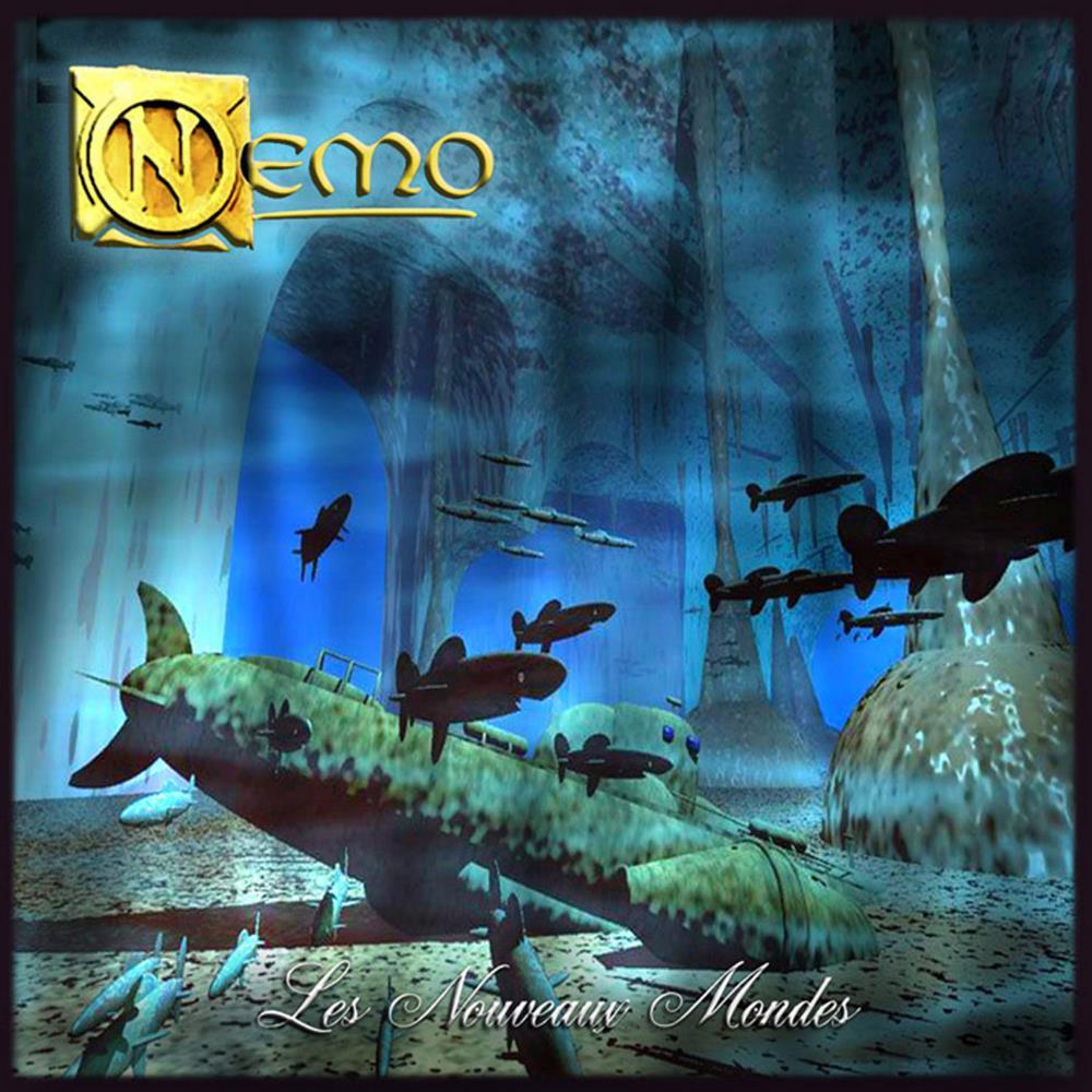 Les Nouveaux Mondes by NEMO album cover