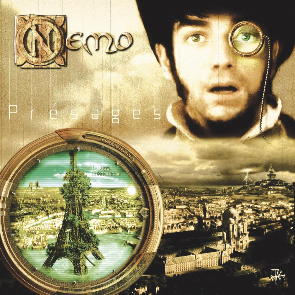 Nemo - Pr�sages CD (album) cover