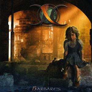 Nemo - Barbares CD (album) cover