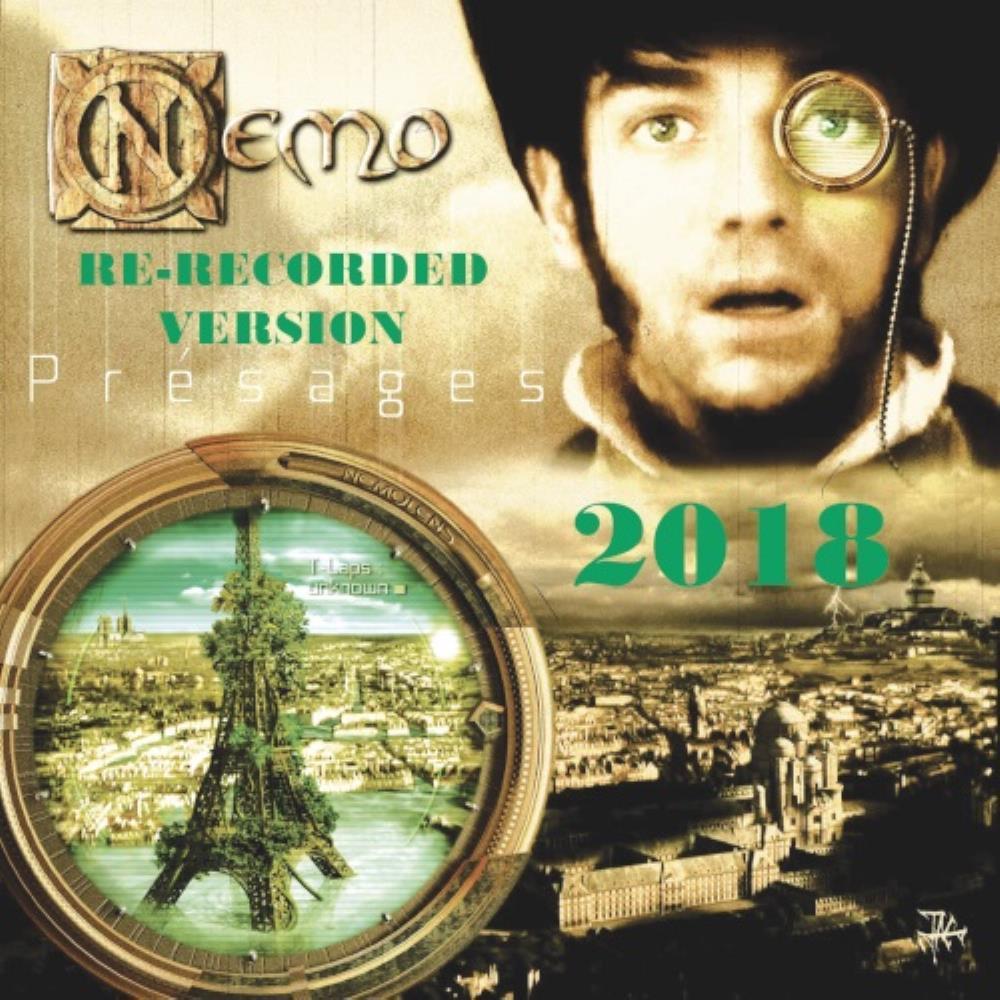 Présages (2018) by NEMO album cover