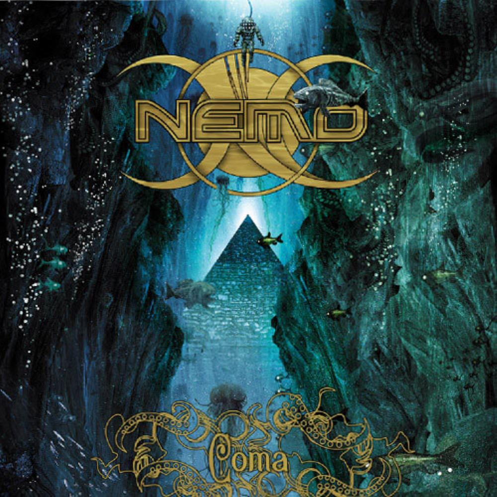 Nemo - Coma CD (album) cover