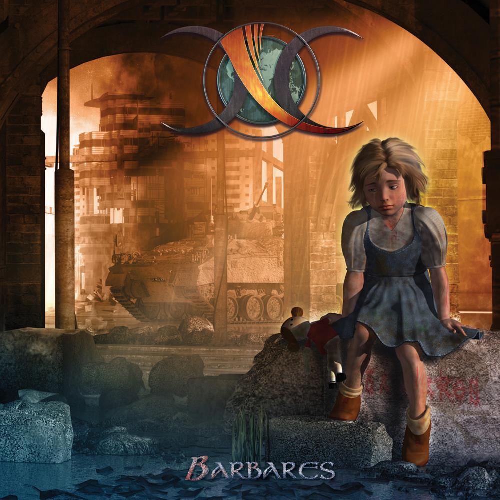 Barbares by NEMO album cover