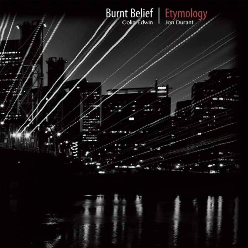 Burnt Belief Etymology album cover