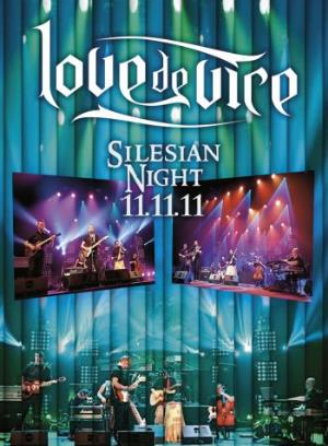 Silesian Night 11.11.11 by LOVE DE VICE album cover