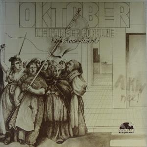Die Pariser Commune by OKTOBER album cover