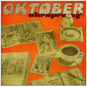 Oktober - Uhrsprung CD (album) cover