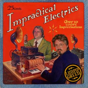 Limpid Green Impractical Electrics album cover
