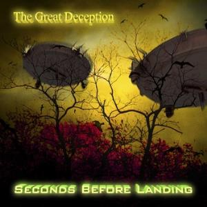Seconds Before Landing The Great Deception album cover