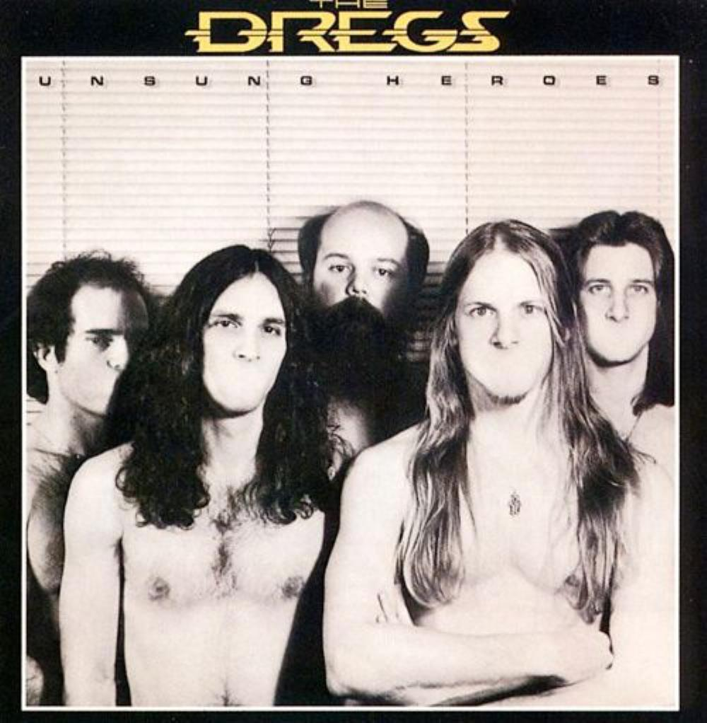 DIXIE DREGS Unsung Heroes reviews