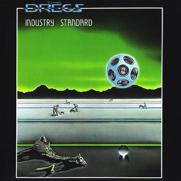 Dixie Dregs - Industry Standard CD (album) cover
