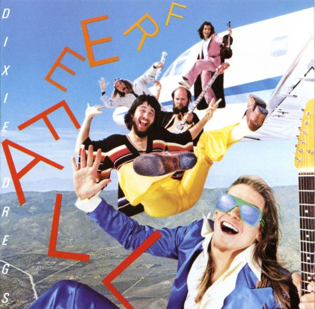Dixie Dregs Free Fall album cover
