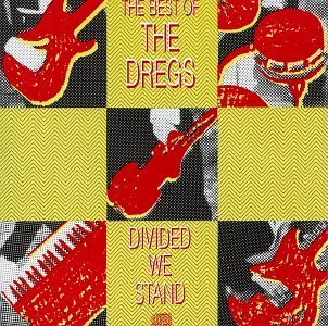 Dixie Dregs - Divided We Stand CD (album) cover