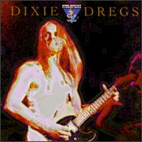 Dixie Dregs - King Biscuit Flower Hour (aka Greatest Hits Live / aka In The Front Row DVD-A) CD (album) cover