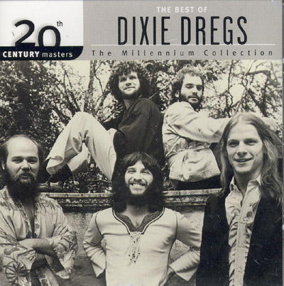 Dixie Dregs - The Millennium Collection CD (album) cover