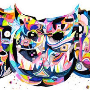 Mask of Air by VULKAN album cover