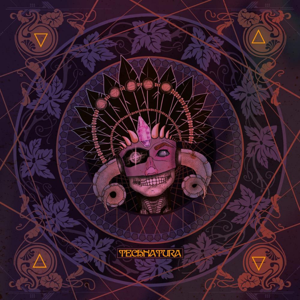 Technatura by VULKAN album cover