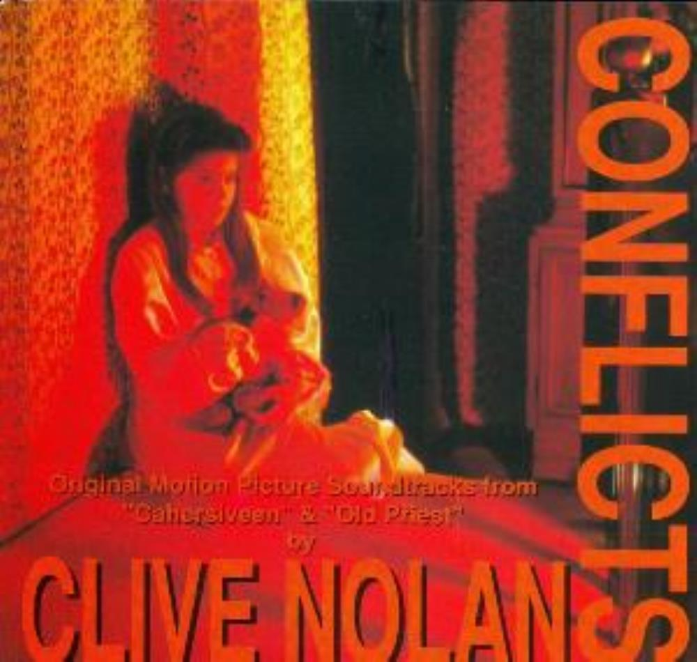 Conflicts (OST) by NOLAN, CLIVE album cover