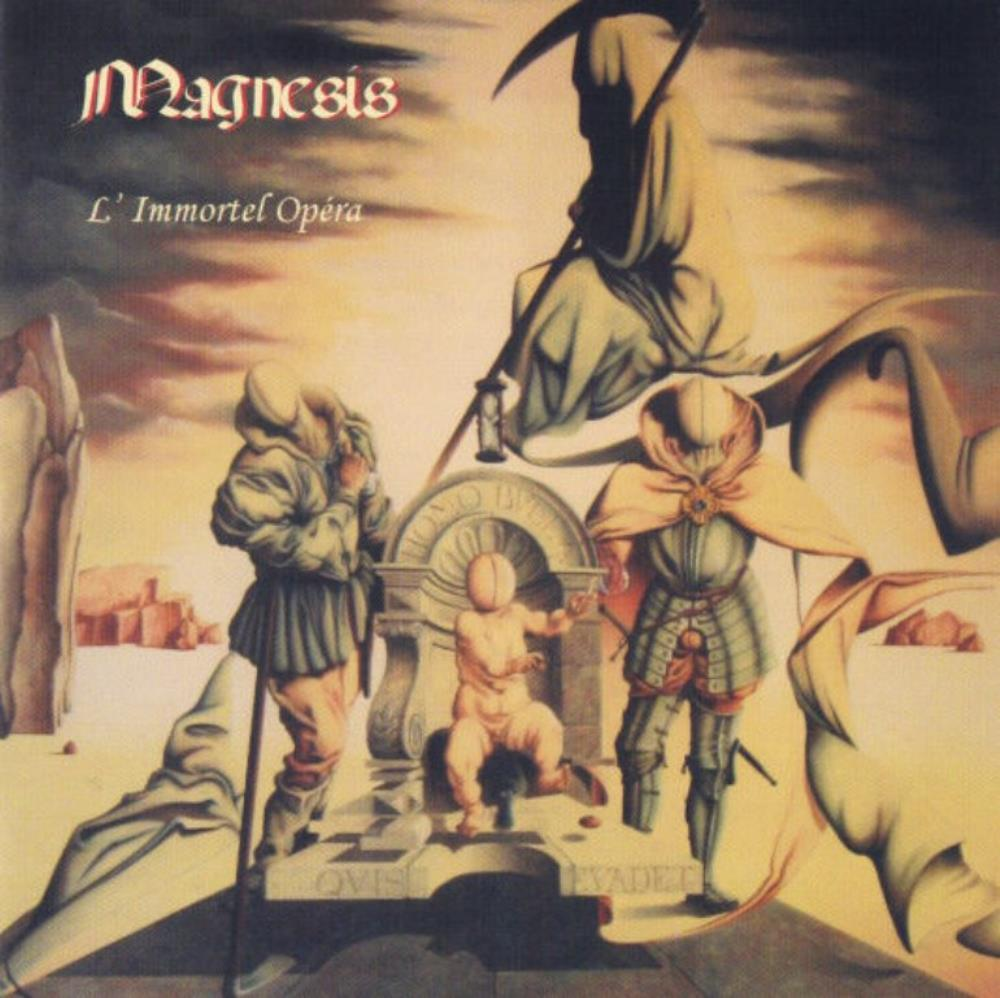L'Immortel Opéra by MAGNÉSIS album cover