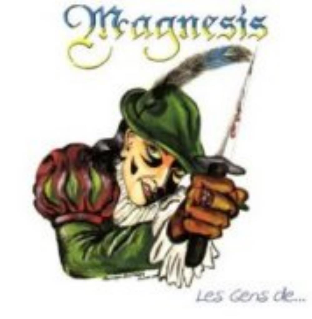 Les Gens De.... by MAGNÉSIS album cover