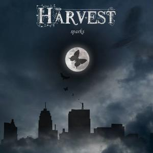 Harvest Sparks album cover