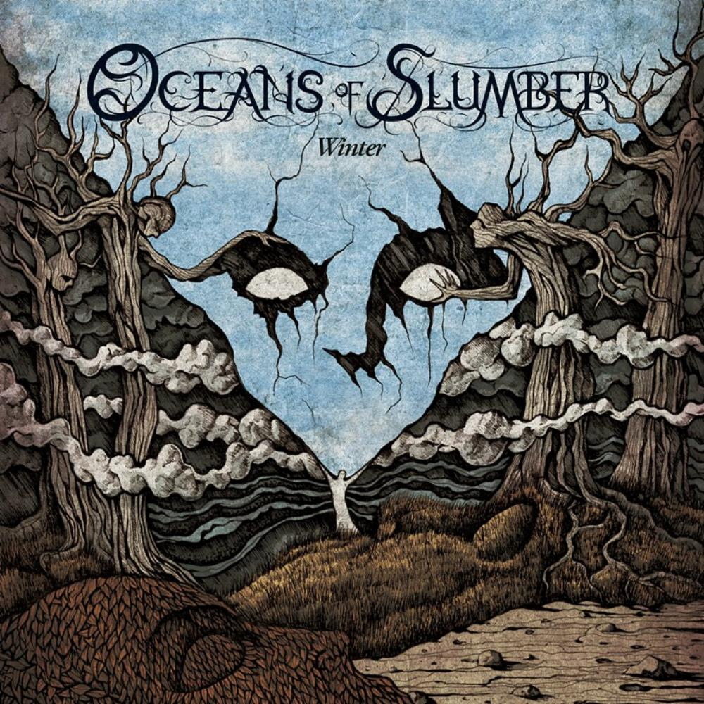 Oceans Of Slumber Winter album cover