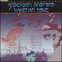 Order of the Universe by ANDERSON - BRUFORD - WAKEMAN - HOWE album cover