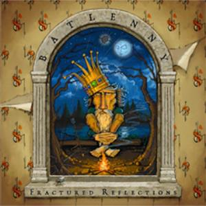 Bat Lenny Fractured Reflections album cover