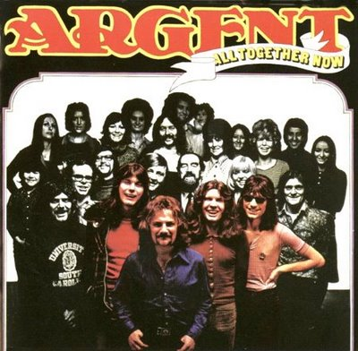 All Together Now by ARGENT album cover